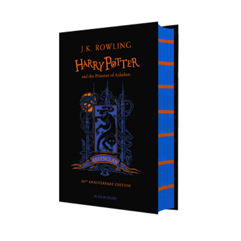 Harry Potter and the Prisoner of Azkaban - Ravenclaw Edition Hardback