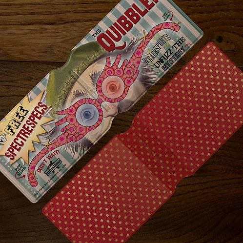 Harry Potter The Quibbler Card Holder