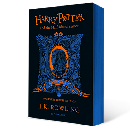 Harry Potter and the Half-Blood Prince - Ravenclaw Edition Paperback