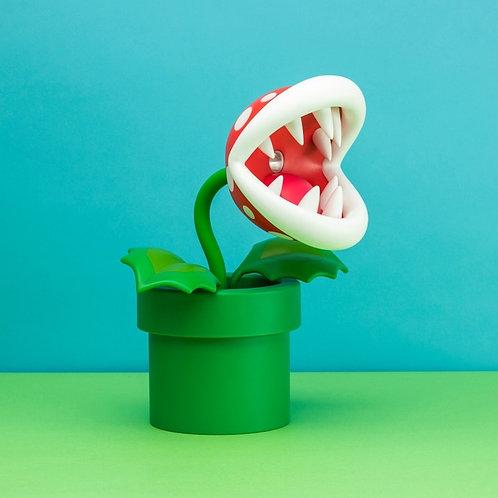Mario Piranha Plant Posable Lamp