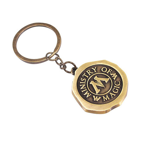 Harry Potter Keyring (Ministry of Magic)