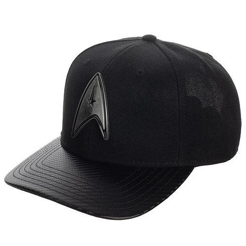 Star Trek Metal Weld Pre-Curved Snapback Cap