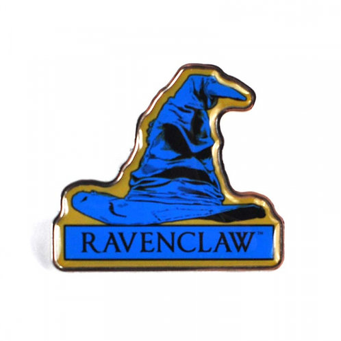 Harry Potter Ravenclaw Sorting Hat Pin Badge