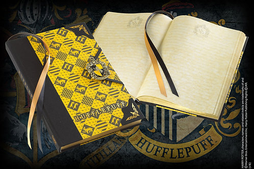 Harry Potter Hufflepuff Luxury Journal