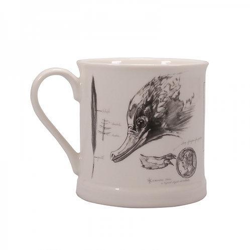 Fantastic Beasts Vintage Niffler Mug