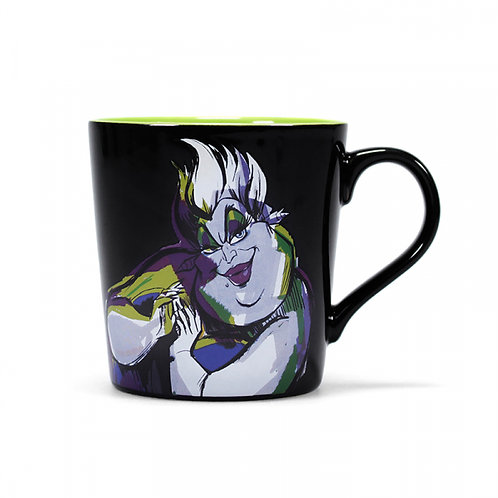 Disney Villains Tapered Mug - Ursula Out Of My Way Human