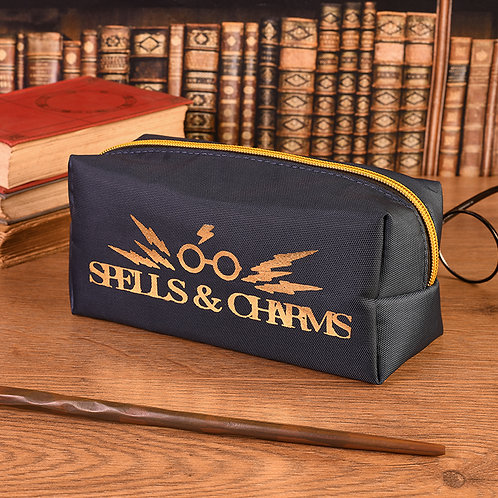 Harry Potter (Spells And Charms) Pencil Case