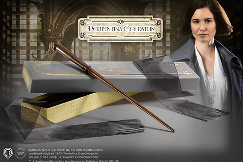 Porpentina Goldstein Wand in Collector's Box