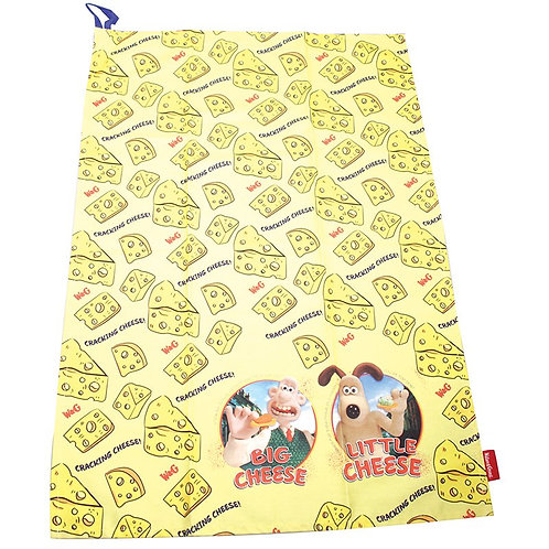 Wallace and Gromit Tea Towel