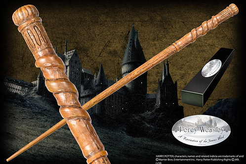 Percy Weasley's Character Wand