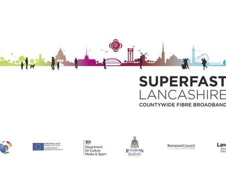 Super, Duper, Superfast Lancashire