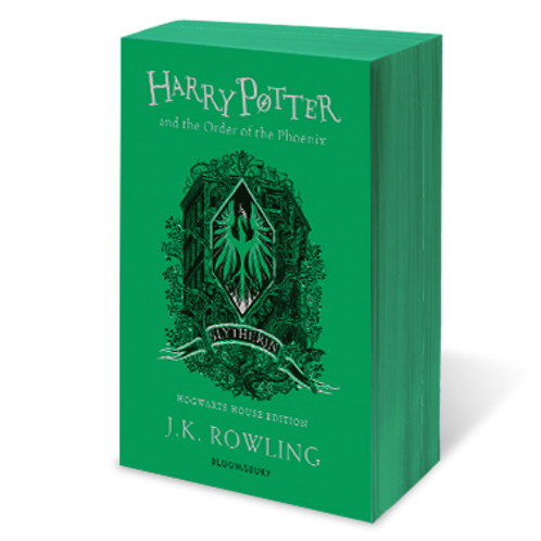 Harry Potter and the Order of the Phoenix - Slytherin Edition Paperback