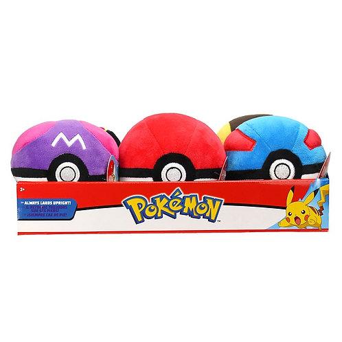 Pokemon Plush Pokeball
