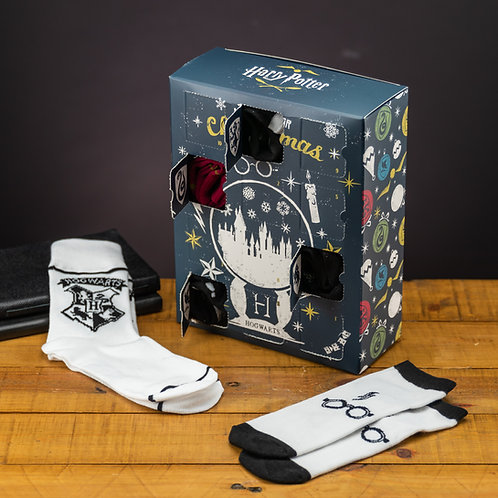 Harry Potter Sock Advent Calendar