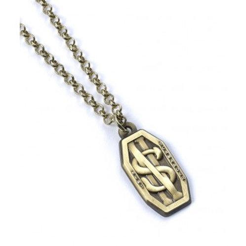 Fantastic Beasts Newt Scamander Necklace