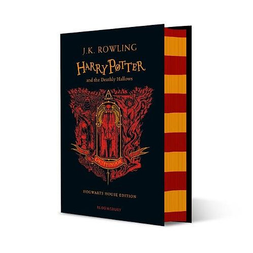 Harry Potter and the Deathly Hallows - Gryffindor Edition Hardback