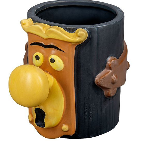 Disney Alice In Wonderland Door Knocker Shaped Mug