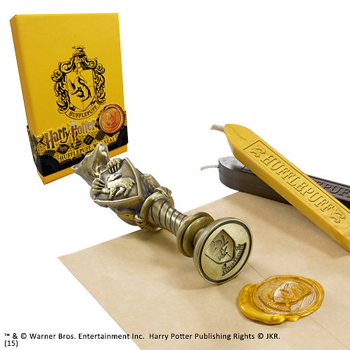 Harry Potter Hufflepuff Wax Seal