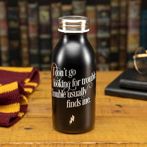 Harry Potter Trouble Water Bottle