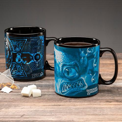 Dungeons And Dragons XL Heat Change Mug