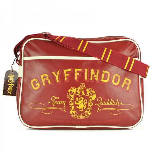 Harry Potter Gryffindor Retro Satchel Bag