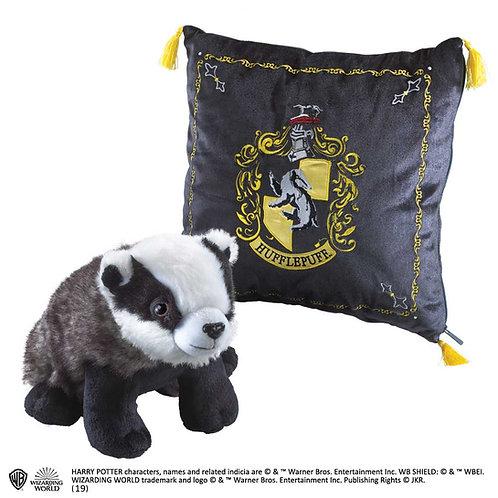 Harry Potter Plush Hufflepuff House Mascot & Cushion