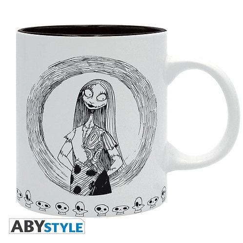 The Nightmare Before Christmas Mug - Sally