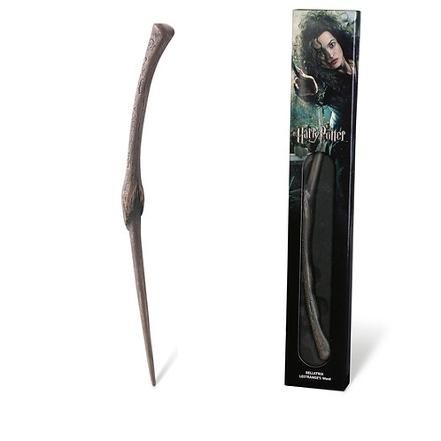 Bellatrix Lestrange's Character Wand in Window Box