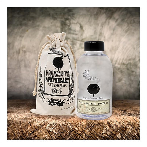 Harry Potter Polyjuice Potion Water Bottle and Bag
