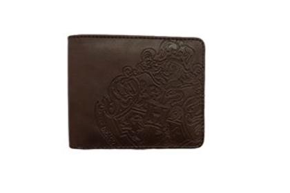 Harry Potter Embossed Hogwarts Wallet