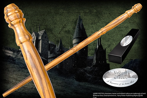 Vincent Crabbe's Character Wand