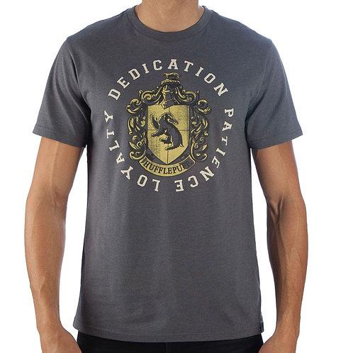Harry Potter Hufflepuff House Crest Unisex Tshirt