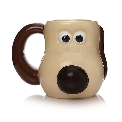 Wallace and Gromit Shaped Mug (Gromit)
