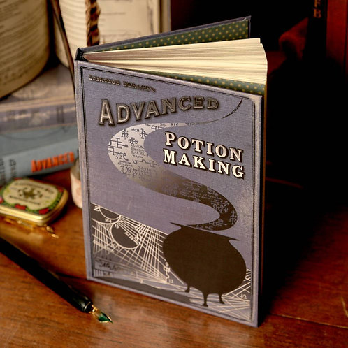 Harry Potter Advanced Potion Making - Edition II Journal
