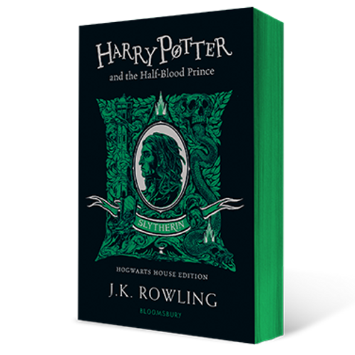 Harry Potter and the Half-Blood Prince - Slytherin Edition Paperback