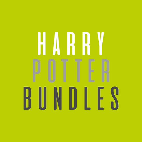 Harry Potter Bundles