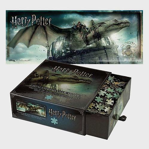 Harry Potter Gringotts Bank Escape Jigsaw Puzzle