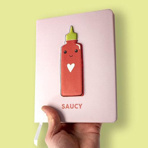 Puff Notebook - Sauce