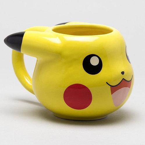 Pokemon 3D Mug - Pikachu