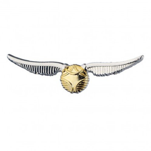 Harry Potter Golden Snitch Pin Badge
