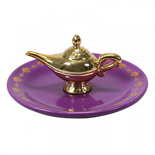Disney Aladdin Genie Lamp Trinket Dish