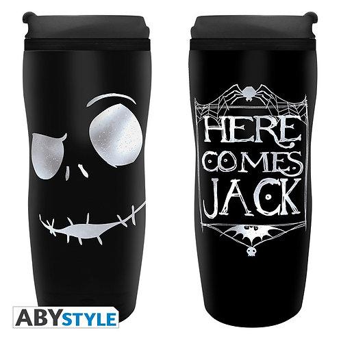 The Nightmare Before Christmas Jack Travel Mug