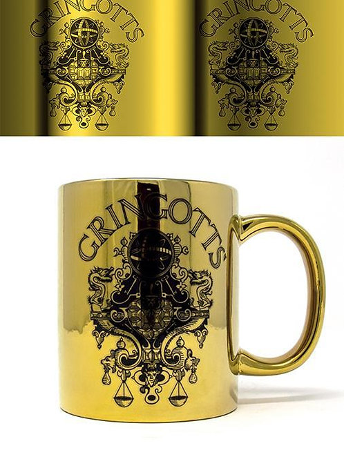Harry Potter (Gringotts) Foil Mug