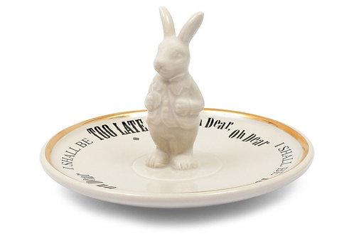 Alice In Wonderland Trinket Dish