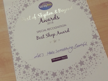 Best of Skipton & Beyond Awards