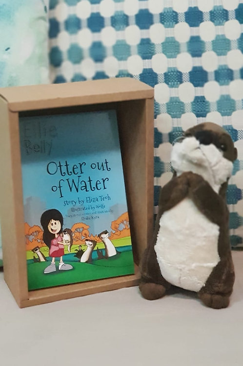 Ellie Belly Otter Gift Set