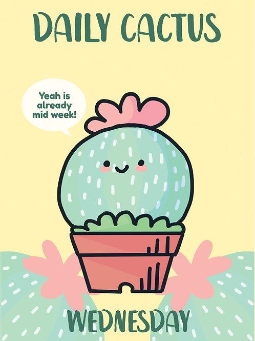 Everyday cactus prints by seez