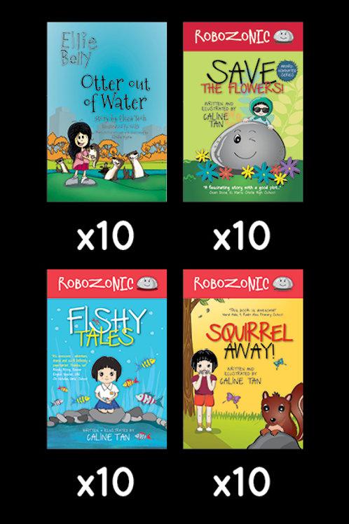 Teacher's pack 2B (Age 6-9)
