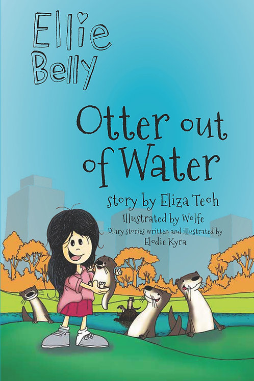 Ellie Belly #8: Otter Out of Water