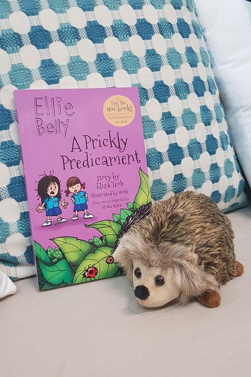 Ellie Belly Hedgehog Gift Set